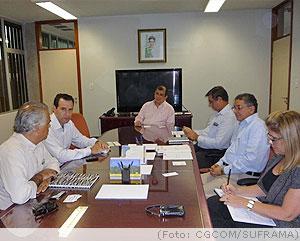 Superintendente da SUFRAMA reúne-se com executivos de corporação do Banco Mundial interessados em investir em empresas da região