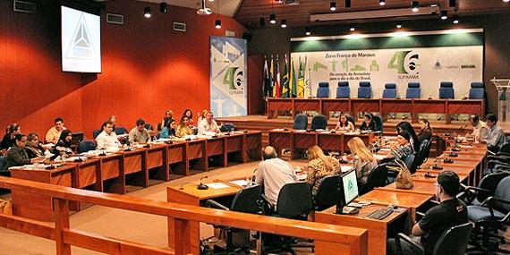 Planejamento estratégico do AM é apresentado ao Pacto pela Educação