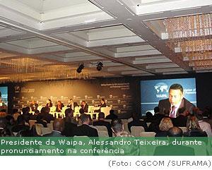 SUFRAMA participa de conferência de agências de promoção de investimentos
