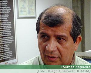 Thomaz Nogueira toma posse na SUFRAMA no próximo dia 10