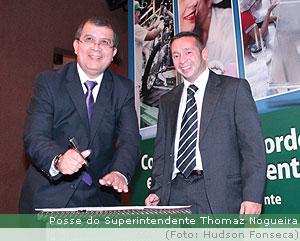 Thomaz Nogueira toma posse como novo superintendente da SUFRAMA