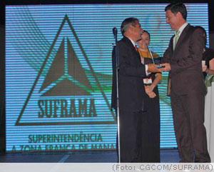Zona Franca de Manaus conquista 3º lugar em premiação latino-americana